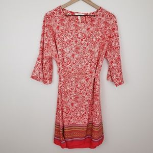 [ new ] Freeway Paisley Dress